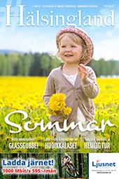 Tidningen Hälsingland Sommar