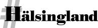 #Hälsingland Logotyp