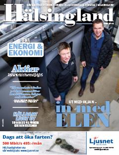 Tidningen #Hälsingland norra 2021-01
